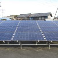 太陽光発電システムを設置イメージ