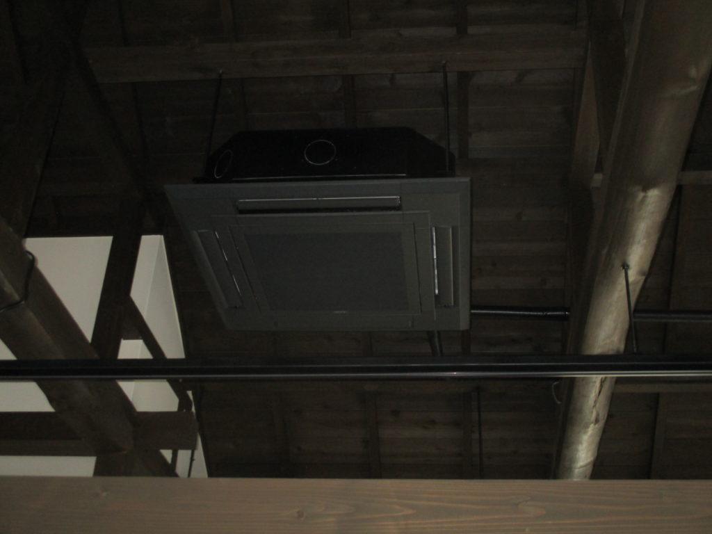 居抜き物件業務用エアコン設置